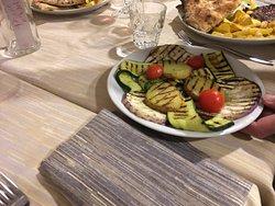 Verdure grigliate, buone ma poco cotte
