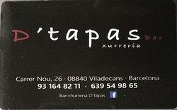 Bar Churreria D'Tapas