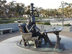 Theodor Seuss Geisel Memorial