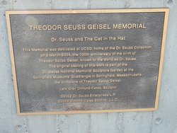 Theodor Seuss Geisel Memorial
