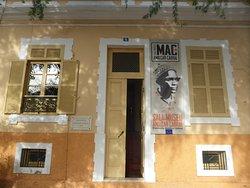 Sala-Museu Amilcar Cabral