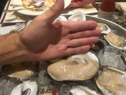 World's Largest Oyster!