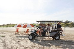 Top Deck Golf Carts