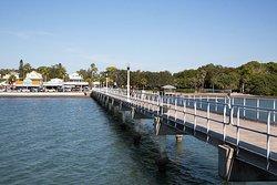 Walter and Bert Williams Fishing Pier