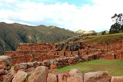Complejo Arqueologico Chinchero