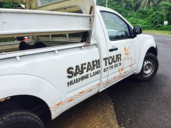 Huahine Land Safari Tour