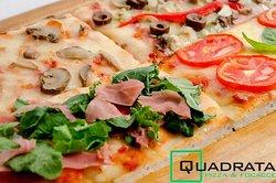Quadrata pizza & focaccia Manzana Jesuitica