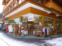 Swiss Made Shop Wengen