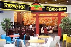 Eurasia in Ocean Plaza