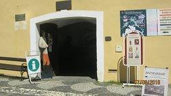 Banska Stiavnica Tourist Information Board