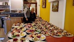 Taverna dei Gonzaga di Pellizzaro Silvana