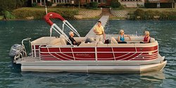 2015 Southbay 24 ft 115 Hp