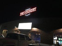 The Foundry Cinema & Bowl
