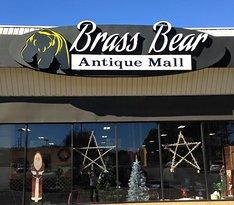 Brass Bear