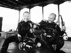 Dharavandhoo Divers
