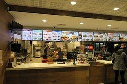 Burger King Compiègne Mercières