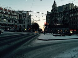 Avstriyskaya Square