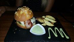 BarBQ Artesanal Burgers