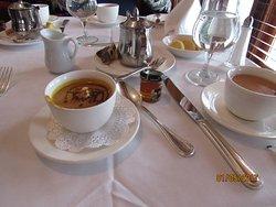 excellent squash soup