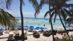 Beautiful beach, crystal clear water. (236126153)