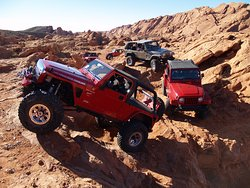 ‪Las Vegas Rock Crawlers‬