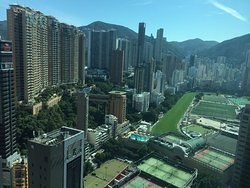 Location at Causeway Bay - so close to Times Square and MTR