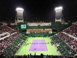 Khalifa Tennis and Squash Complex