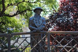 Monument to Imre Nagy/Remembrance Day (Oct. 23)