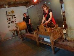 Museumswerkstatt im alten Getreidespeicher