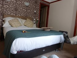 One night stay on WHW