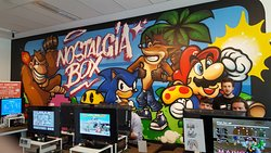 The Nostalgia Box Museum
