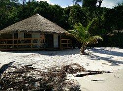 Amazingly beautiful island and great location