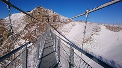 Stubnerkogel Suspension Bridge