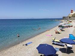 Spiaggia Lungomare Andrea Doria