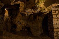 Les sous-sols du château