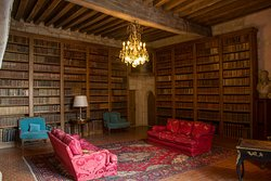 Bibliothèque du château