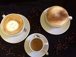 Mozzo coffee