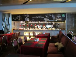 Café BLD (惠州富力万丽酒店)
