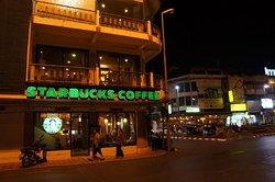 Starbucks - Night Bazaar