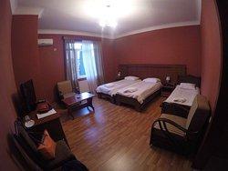 A comfortable economical hotel