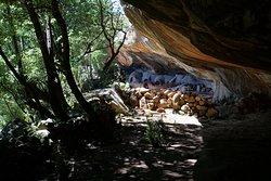 Ha Kome Cave Houses