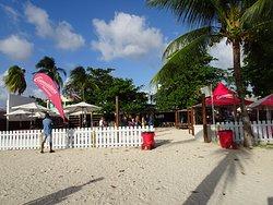 Copacabana Beach Bar med danskurs i Salsa