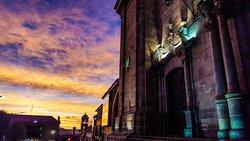 Catedral de la Ciudad de Potosi