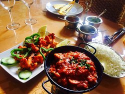 Restaurante Hindú Indian Express