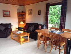 Highly recommend Portnellan Fantastic views with lovely cabins