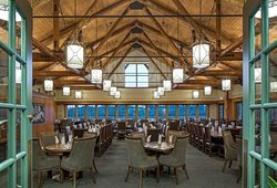 Lied Lodge & Conference Center - Timber Dining Room