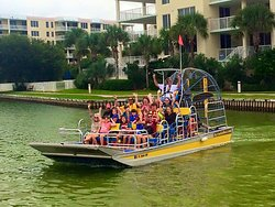 Destin Airboat Tours