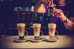 Fnac Cafe by Nero Coffee Show