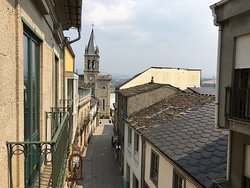 Perfect location for walking the Camino