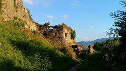Khustskiy Castle